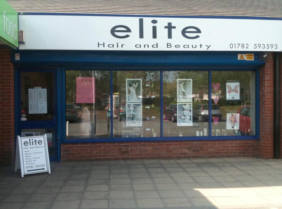 Elite Hair Beauty In Stoke On Trent